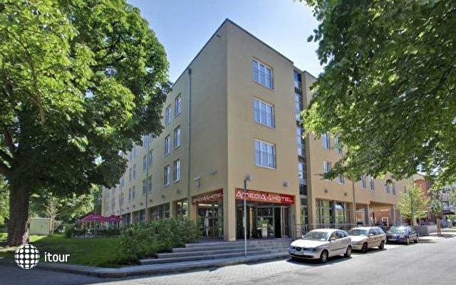 Amedia Hotel Hamburg 1