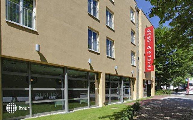 Amedia Hotel Hamburg 3