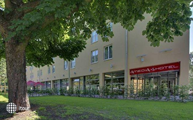 Amedia Hotel Hamburg 5