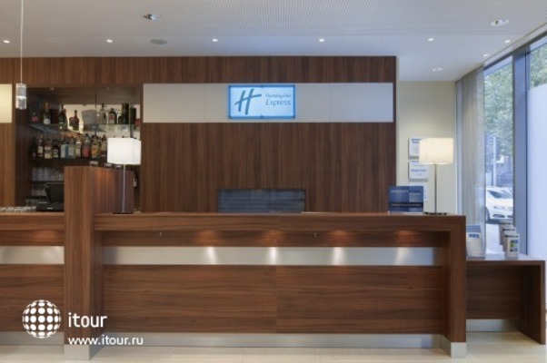 Holiday Inn Express Hamburg St. Pauli Messe 2