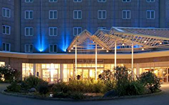 Hilton Dusseldorf 1