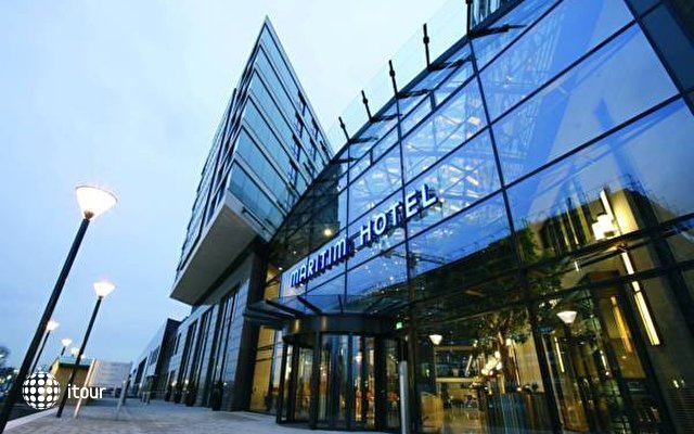 Maritim Hotel Dusseldorf 2