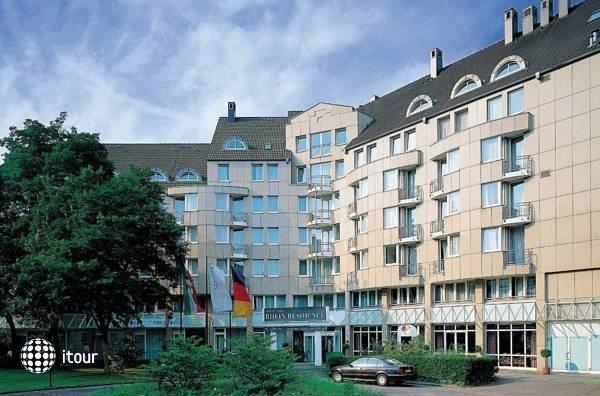 Lindner Hotel Rhein Residence 1