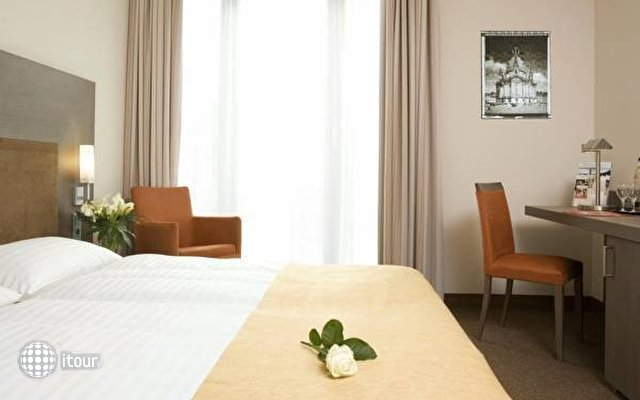 Inter City Hotel Dresden 6