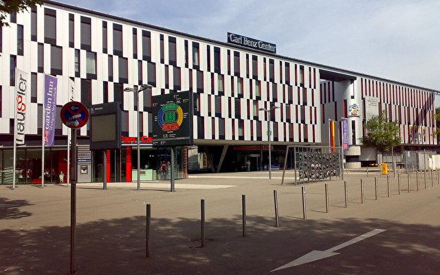 Hilton Garden Inn Stuttgart Neckarpark 1