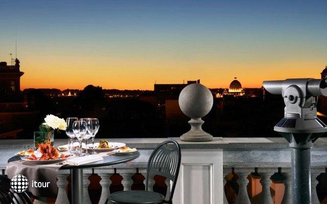 Savoy Hotel Rome 4
