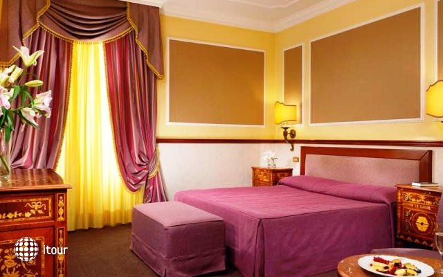 Savoy Hotel Rome 6
