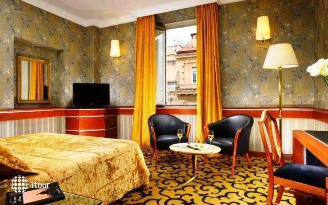 Savoy Hotel Rome 7