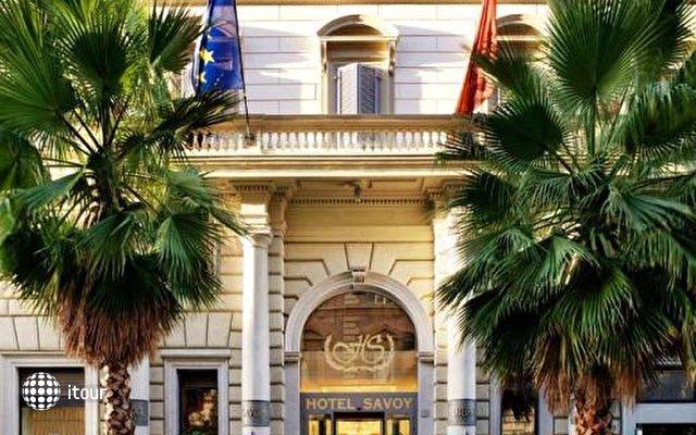 Savoy Hotel Rome 1