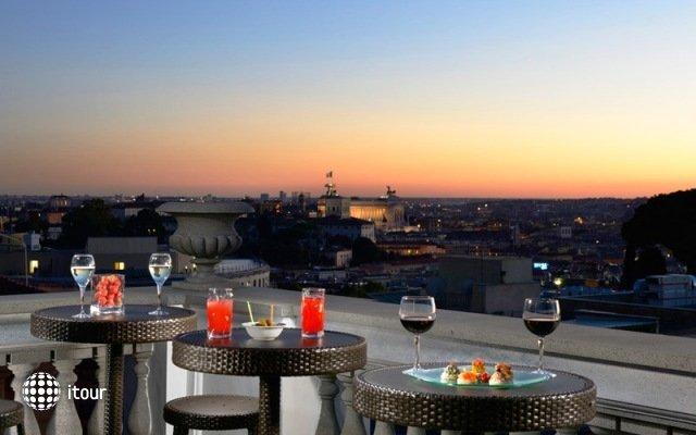 Savoy Hotel Rome 2