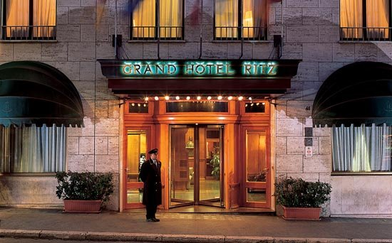 Grand Hotel Ritz 1