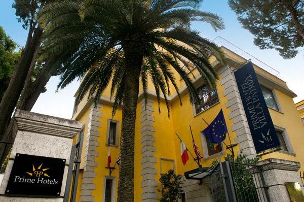 Villa Patrizi 1
