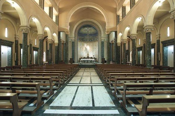 Domus Mariae Palazzo Carpegna 3