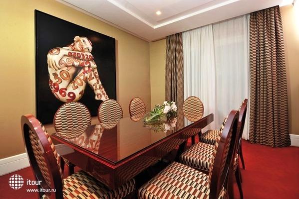 Grand Hotel Via Veneto 8