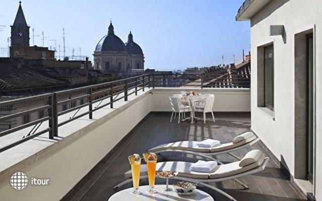Una Hotel Roma 1