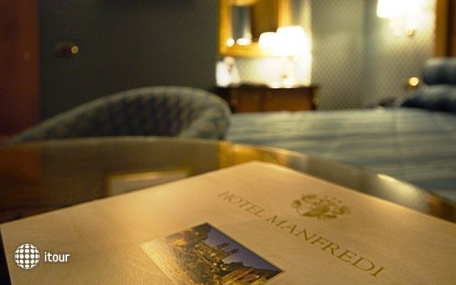 Hotel Manfredi Suite 9