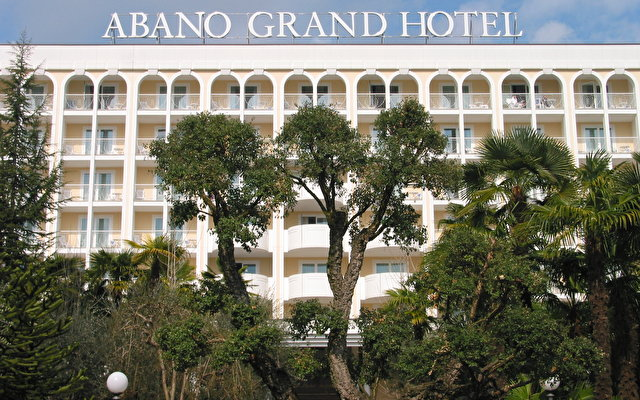 Abano Grand Hotel 1