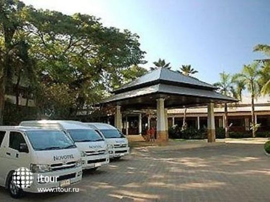 Novotel Rayong Rim Pae Resort 5