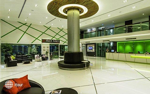 Tamarind Garden Hotel 9