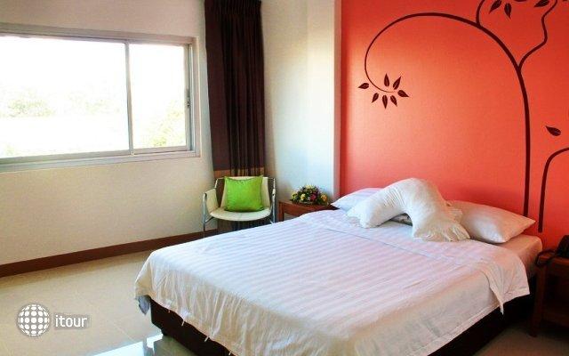 Rayong City Hotel 9