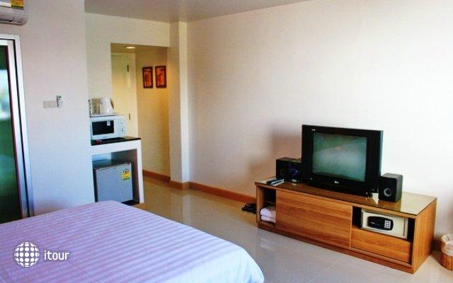 Rayong City Hotel 4