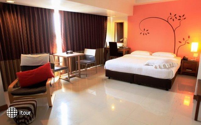 Rayong City Hotel 3