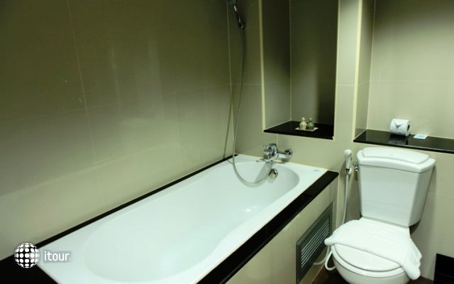 Rayong City Hotel 7