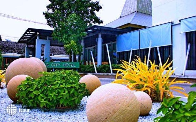 Rayong City Hotel 1