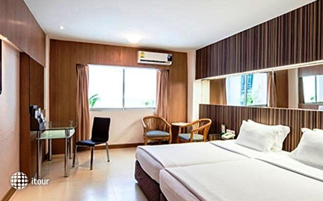 Golden City Rayong Hotel 1