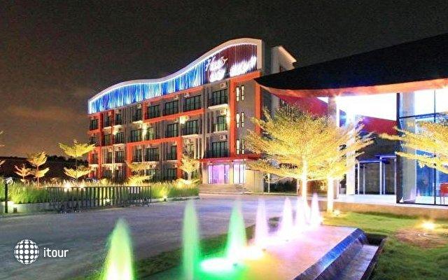 Hub De Leaf Rayong 1
