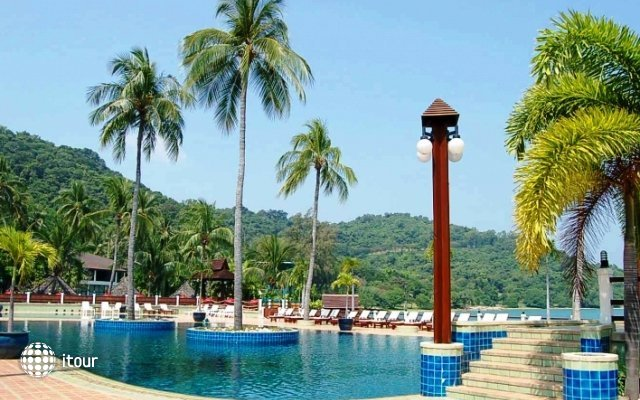 Rayong Resort Hotel 8
