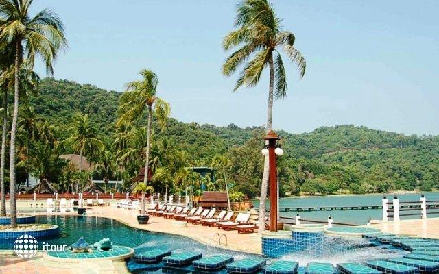 Rayong Resort Hotel 9