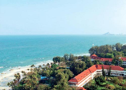 Sofitel Centara Grand Resort & Villas Hua Hin 2