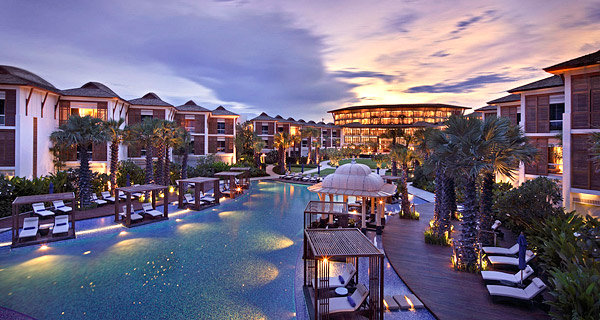 Intercontinental Hua Hin Resort 1