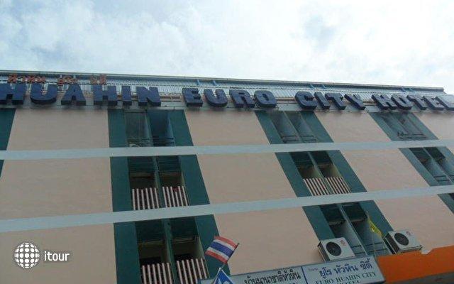 Euro Hua-hin City Hotel 1