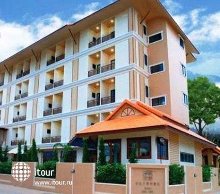 Narawan Hotel Hua Hin 1