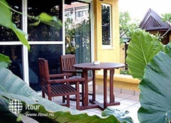Supatra Hua Hin Resort 4
