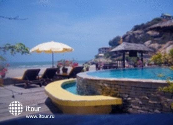 Supatra Hua Hin Resort 9