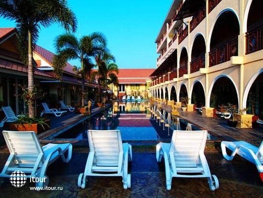 Hill Side Resort 9