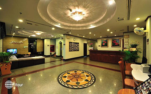 Thipurai City Hotel 10