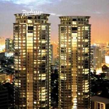 Radisson Hotel Bangkok Sathorn  2