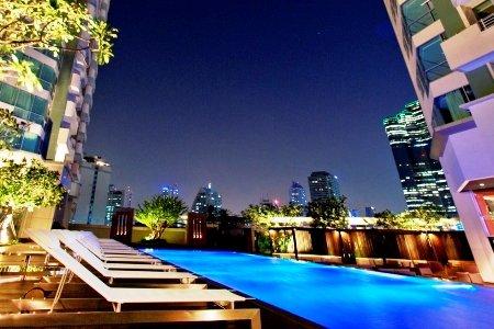 Radisson Hotel Bangkok Sathorn  1