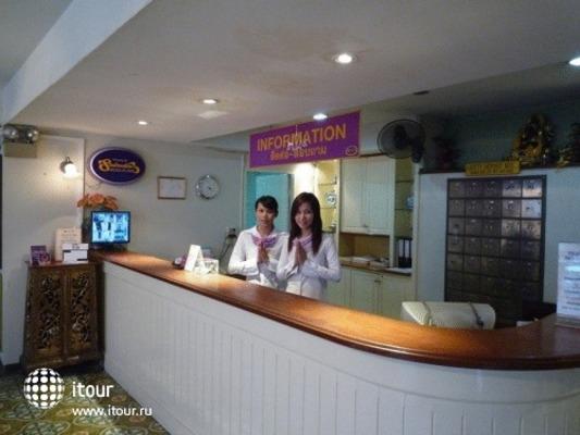 Sawasdee Bangkok Inn 8