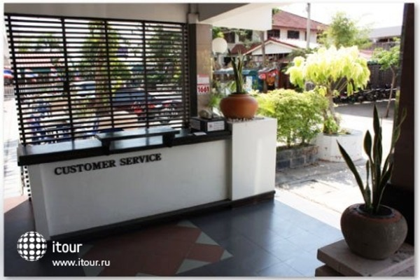 Nawarat Resort & Serviced Apartment 4