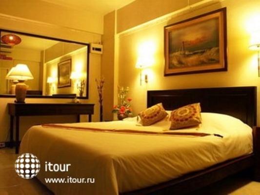Nawarat Resort & Serviced Apartment 9