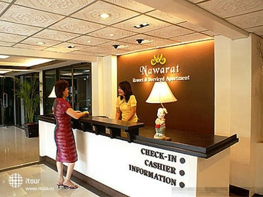 Nawarat Resort & Serviced Apartment 10