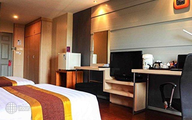 Avana Bangkok Hotel (bangna) 5