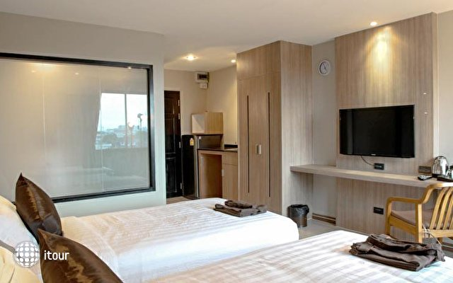 Avana Bangkok Hotel (bangna) 9