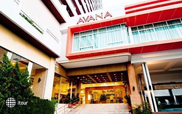 Avana Bangkok Hotel (bangna) 1