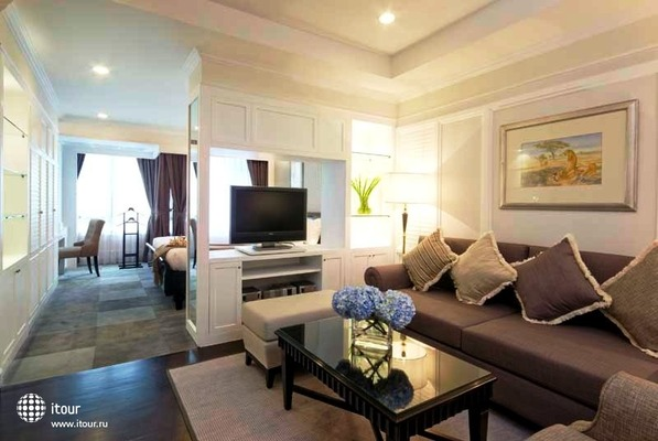 Cape House Langsuan Serviced Apartments 8